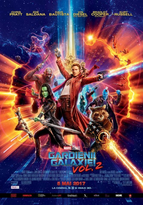 Gardienii Galaxiei Vol.2 3D