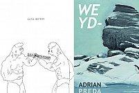 Dubla lansare de carte: Lea Rasovszky – Dig the Inbetween & Adrian Preda – WEYD