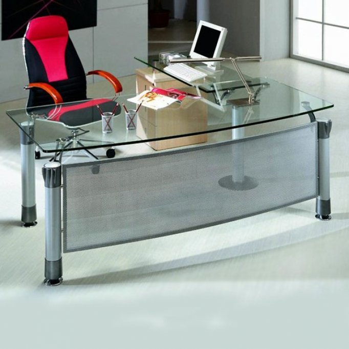 SecuritInternational.ro - Mobilier din sticla - O alternativa moderna in designul interior