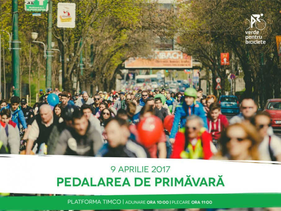 Pedalarea de Primavara 2017