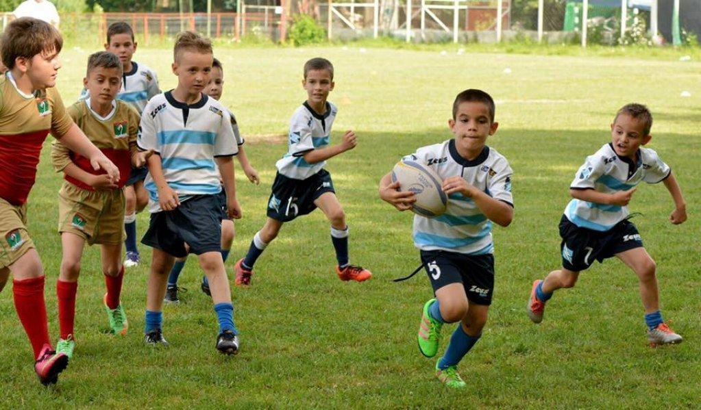 Cursuri de rugby pentru copii in Timisoara