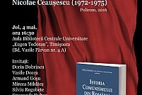 """Lansarea """"Istoria comunismului din Romania"""" - vol III"""