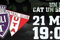 ASU Politehnica - FC UTA Arad