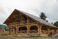 Ce trebuie sa stim despre constructiile caselor din lemn rotund