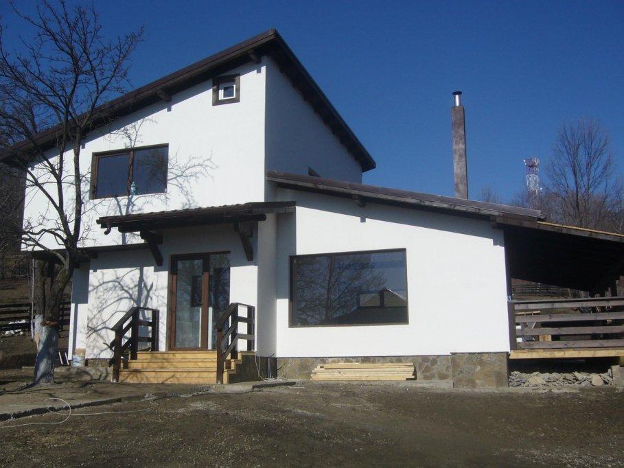 Elemente definitorii ale unei case de lemn ecologice