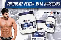 Suplimentele nutritive si importanta acestora pentru cresterea masei musculare