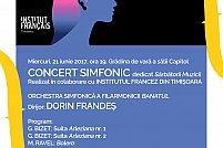 Concert simfonic dedicat Sarbatorii Muzicii