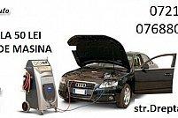 Incarc clima auto cu freon R134a
