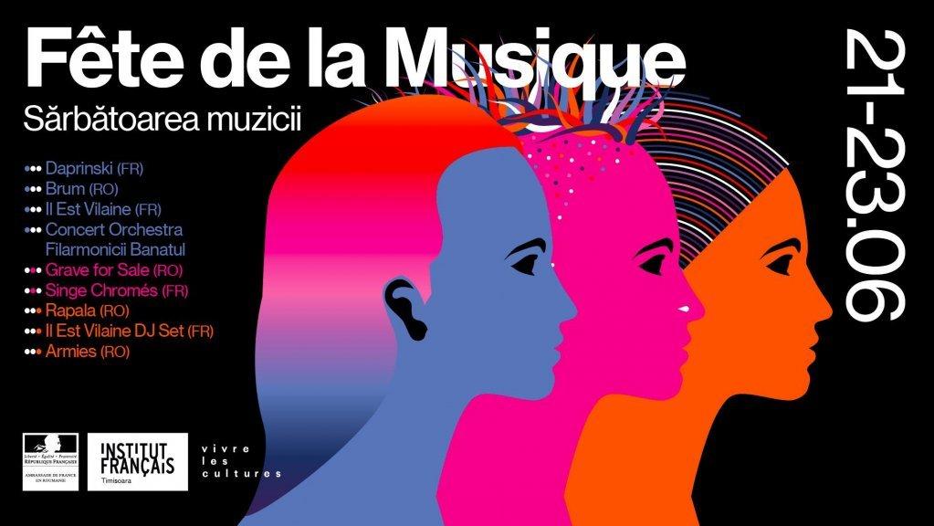 Sarbatoarea Muzicii (Fete de la musique)