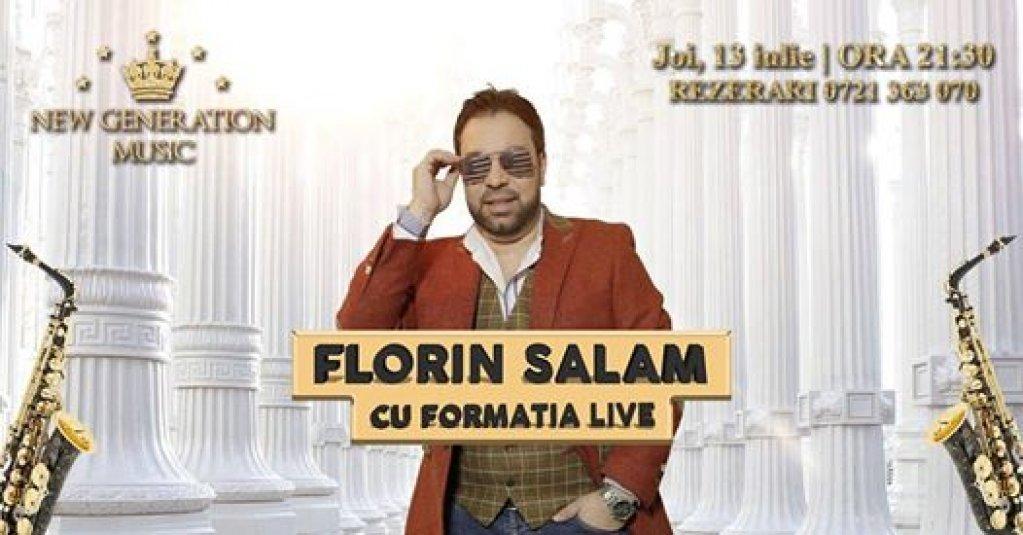 Florin Salam Live