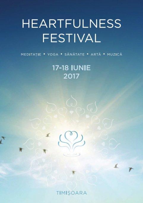 Heartfulness Festival - o călătorie muzicală cu Pierre Ravan