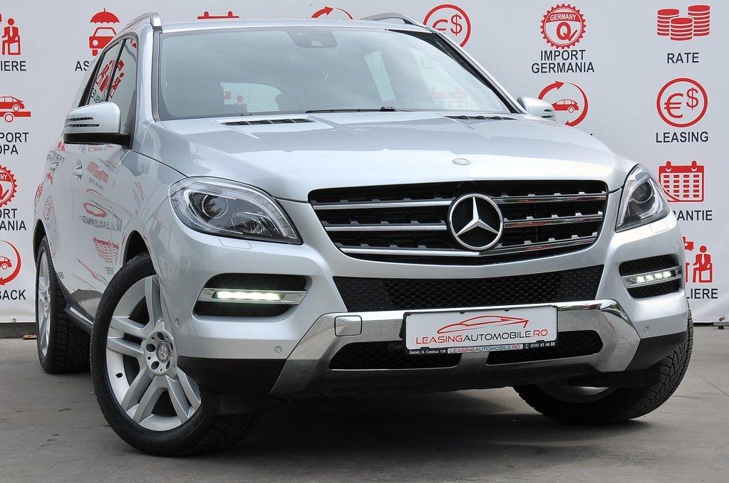 Masini Mercedes de vanzare impecabile din toate punctele de vedere numai la Leasing Automobile