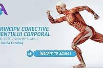 Workshop: Principii corective ale aliniamentului corporal