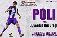 ACS Poli Timisoara - Juventus Bucuresti