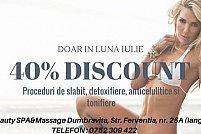 Oferta lunii la servicii de infrumusetare by Oriental Spa Dumbrăvița