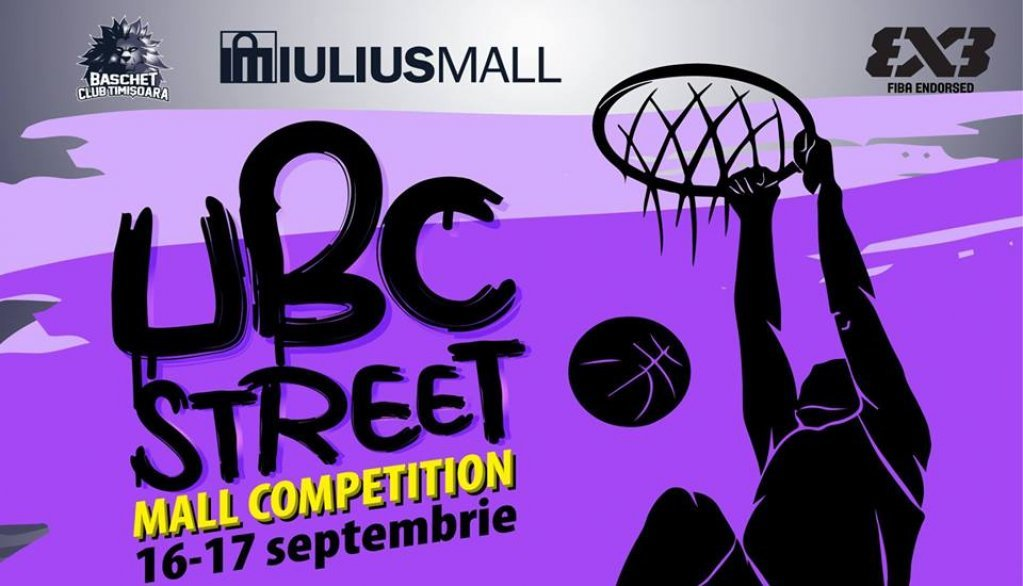 3x3 UBC StreetMall Competition
