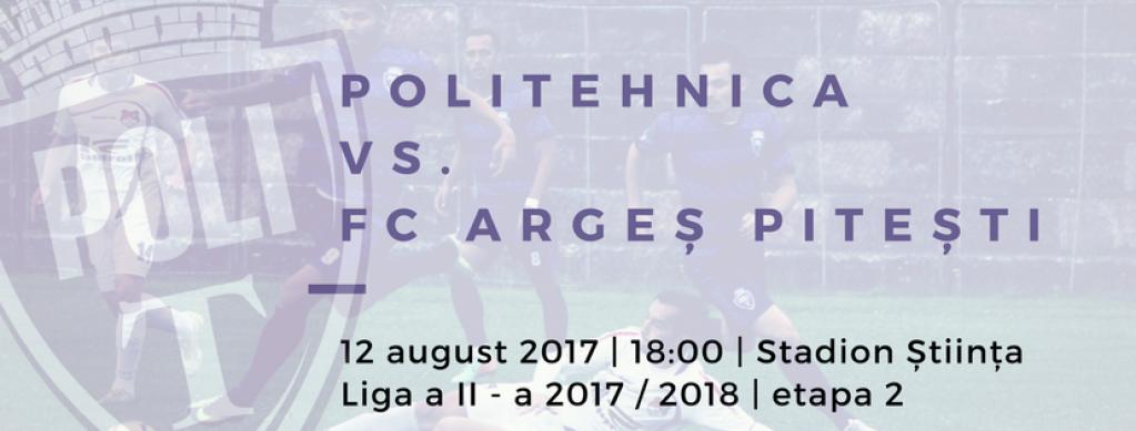 ASU Politehnica - FC Arges