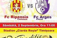 FC Ripensia - FC Arges