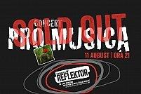 Deschiderea Reflektor Venue - concert extraordinar Pro Musica
