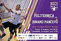SCM Politehnica Timisoara - RK Dinamo Pancevo