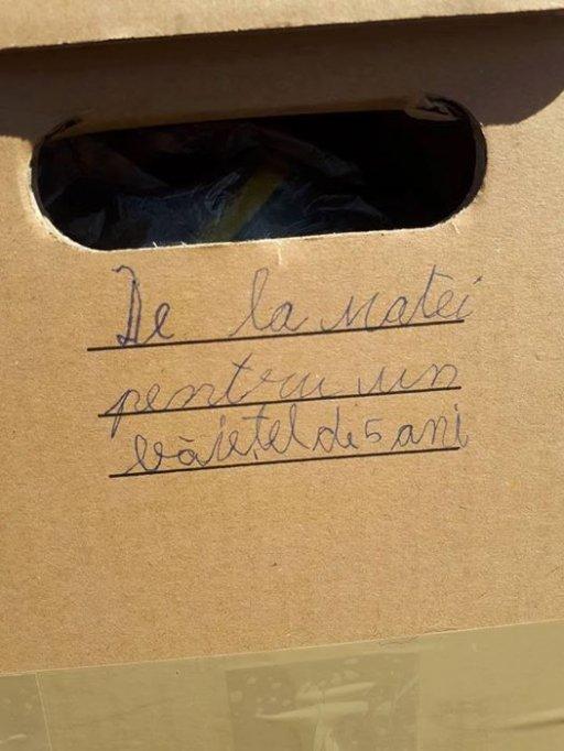Timișoara - Dăruiește rechizite și alimente copiilor nevoiași