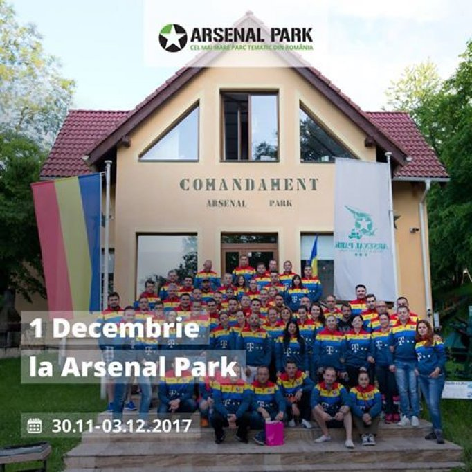 1 decembrie la Arsenal Park