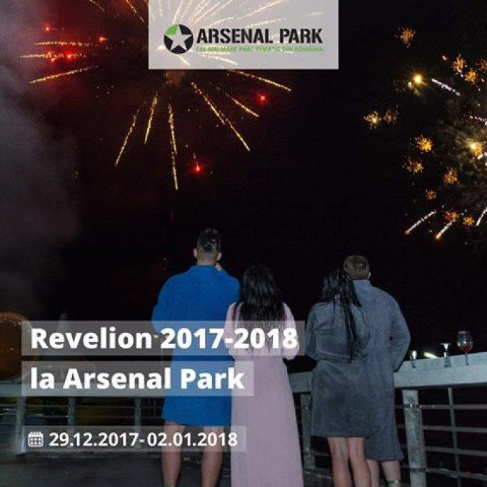 Revelion 2017-2018 la Arsenal Park