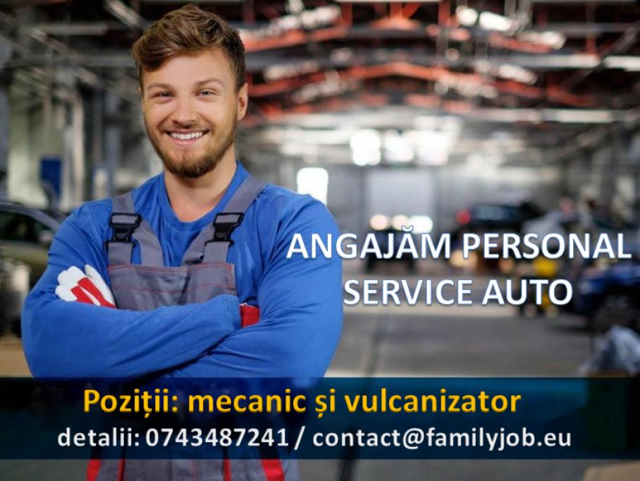 Service auto, mecanic si vulcanizator, Timisoara