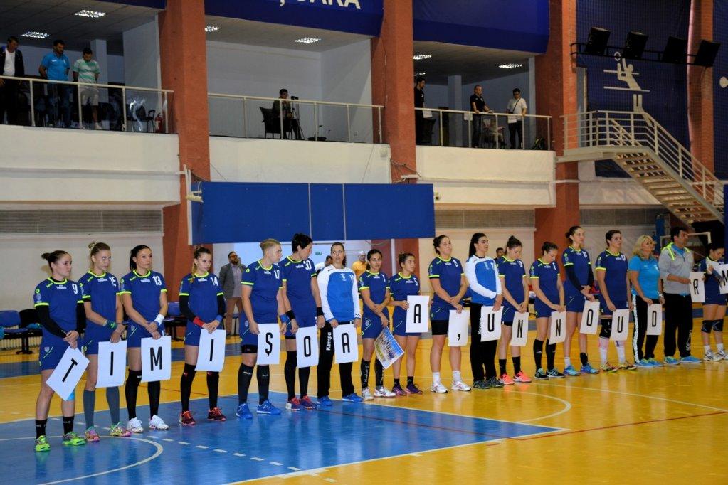 SCM Timisoara 35-28 National Ramnicu Valcea