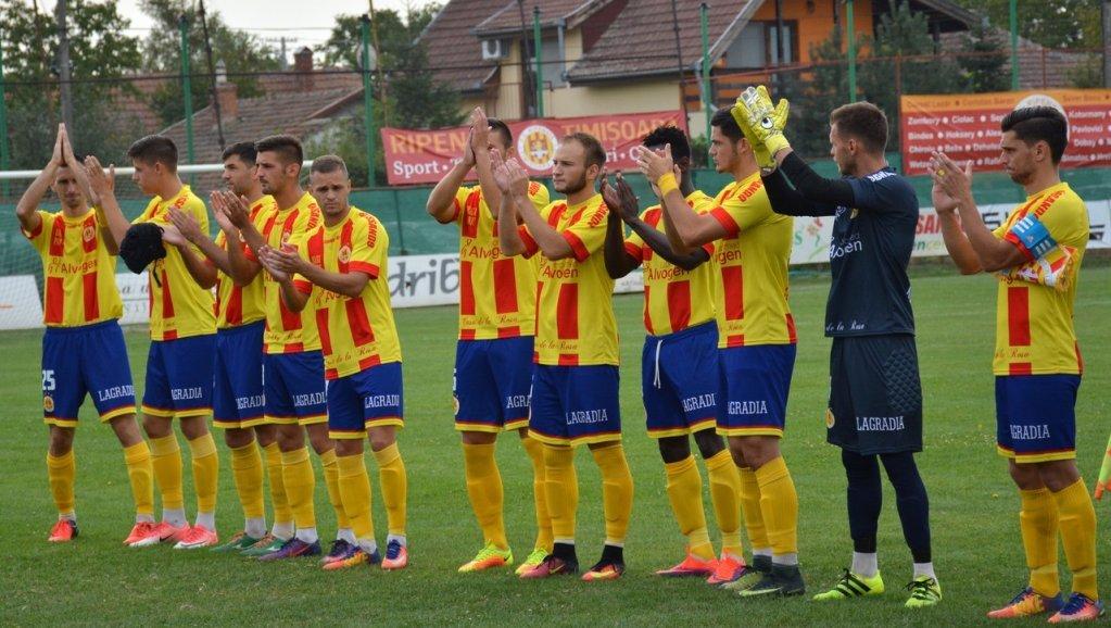 FC Ripensia Timisoara - FC Metaloglobus Bucuresti