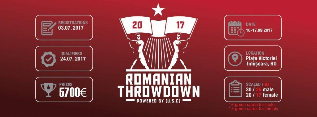 Romanian Throwdown by USC