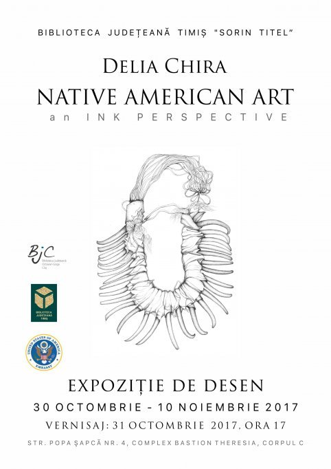Expozitia Native American Art- an Ink Perspective