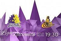 BC SCM Timisoara - BC Timba