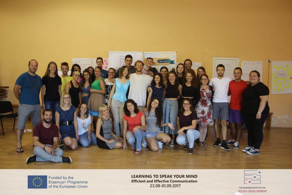 Schimb internațional de tineri la Bodo, județul Timiș
