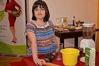 Atelier caritabil - Învățăm să mâncăm sănătos pentru Maia