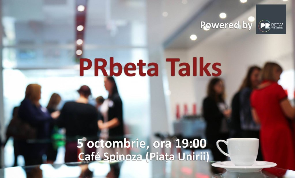 PRbeta Talks