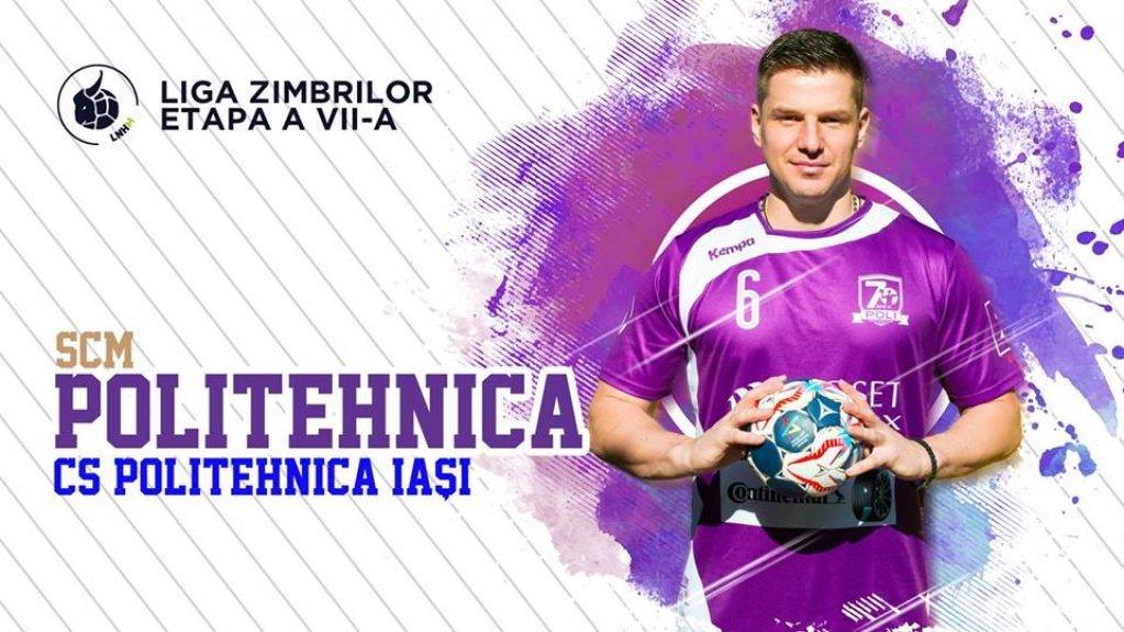 SCM Politehnica Timișoara - CS Politehnica Iași