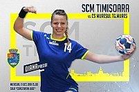 SCM Timisoara - CS Muresul Targu Mures