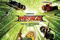 The Lego Ninjago Movie 3D Dubbed