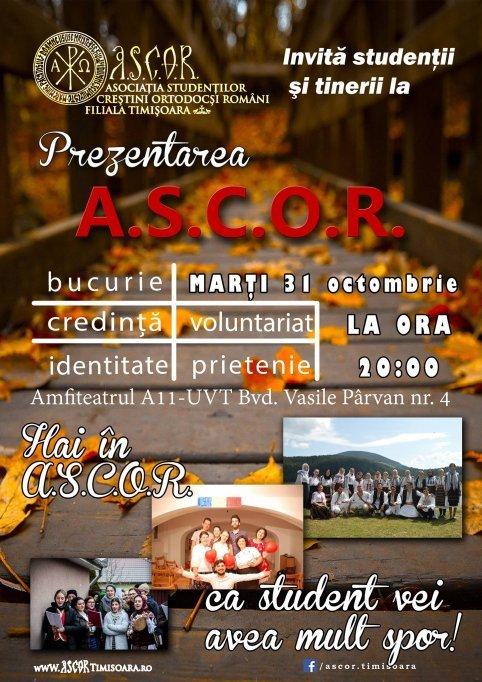 Prezentare ASCOR