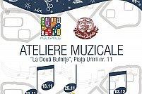 Ateliere muzicale interactive pentru copii