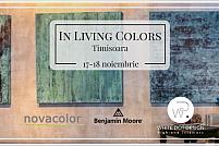 In Living Colors - Un eveniment cu nuanțe intense