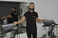 Fotoc Alex - antrenor fitness