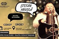 Recital de colinde Stefan Hrusca