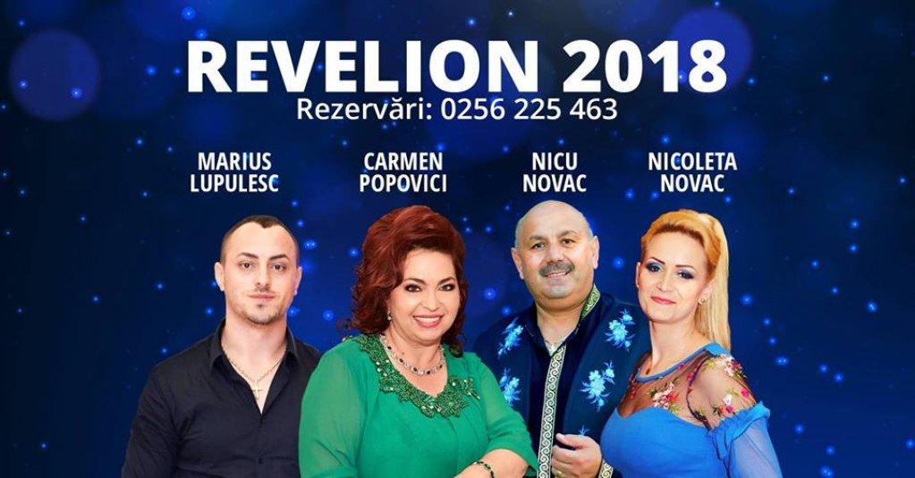 Revelion 2018 la Restaurant Senator