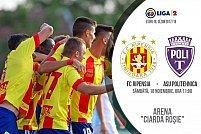 FC Ripensia - ASU Politehnica Timisoara