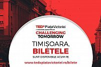 TEDxPiataVictoriei Challenging Tomorrow