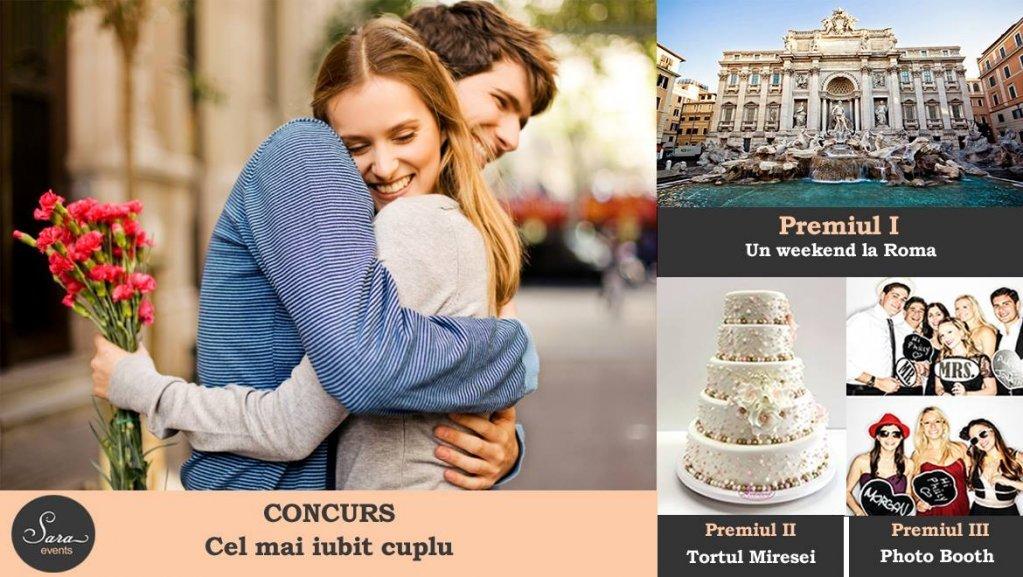 """Concurs - """"Cel mai iubit cuplu"""""""