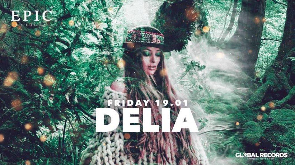 Delia @ Epic Vara
