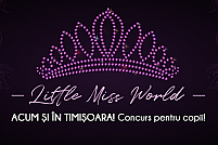 Little Miss World Timisoara
